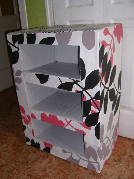 Meuble En Carton  Made By Mademoiselle